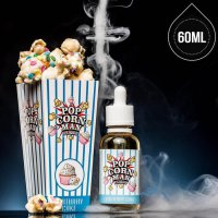 POPCORN MAN Birthday Cake 60ML | 3MG E LIQUID VAPOR VAPE