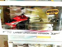 RC Helicopter GYOSHO G500 3.5 CHANNEL