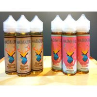 WAIMARIE VIRGINIA TOBACCO / STRAWBERRY PARFAIT E LIQUID VAPE 60ML /3MG