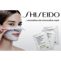 SHISEIDO WHITE MASK / Shiseido Blackhead Nose