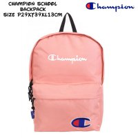 Tas Import Backpack Champion School Backpack - peach