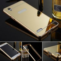 CASE BUMPER MIRROR OPPO MIRROR 5 A51T BACK HARDCASE COVER CASING BSOM5