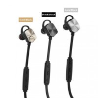 Original MPOW Premium MBH26 Wearable Magneto Sports Bluetooth 4.1 Stereo Headset Headphones