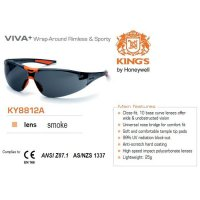 Kacamata Safety / Safety Glasses KING'S KY 8812