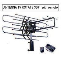 Antenna Tv Rotate 360 With Remote Harga Promo06
