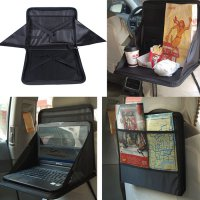 Car Organizer/ Meja Lipat Laptop/Notebook/Ipad di Mobil