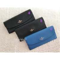 Dompet Coach F54008 Slim Soft Wallet