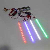 [globalbuy] 1pcs 3s RC Waterproof LED Strip Light Controller/4447903