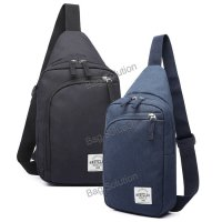Hot Promo Navy Club Tas Selempang Travel Waterproof 5517