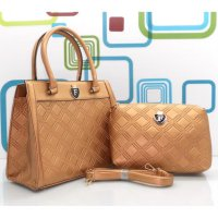 DJ Fashion The Woman Elegant Bag / One Set / Gold