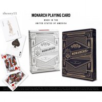 Kartu Remi Poker Import Monarch Theory11 Playing Cards