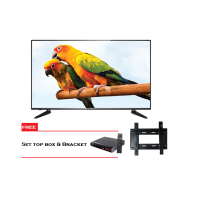ICHIKO SMART Televisi LED 48 inch Full HD 2K ST4899 Free Set Top Box dan Bracket Tv