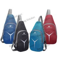 Hot Promo Navy Club Tas Selempang Travel Waterproof 5522