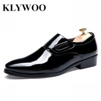 Men Oxfords Leather Shoes Male Lace-up Pointed Toe WaterProof Fashion Soft Summer Breathable Wedding Business Shoes For Mens