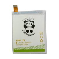 BATTERY BATERAI DOUBLE POWER DOUBLE IC RAKKIPANDA SONY XPERIA Z4 5860mAh