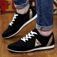 New Fashion Spring Casual Unisex Flats Lovers Lace Up Mens Shoes Men Balance Male Shoe zapatis