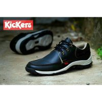 Sepatu Casual Low Semi Boots Tracking Hiking Outdoor Shoes Kickers IDG:008003