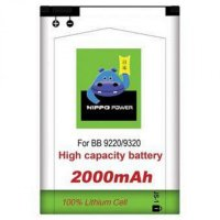 Battery Hippo Blackberry Amstrong 9230/9220 JS-1 2000mAh