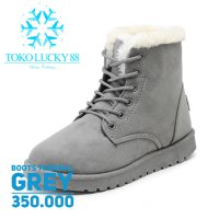 Boots thermal winter musim dingin BIG SIZE