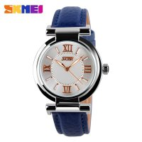 SKMEI women Jam Tangan Analog - 9075CL - Blue