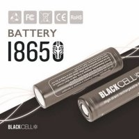 [Ready] Blackcell Battery Authentic Brillipower 18650 3100mAh 40A Baterai Vape