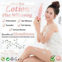 Little Baby Lotion Whitening Plus Original Thailand 100%