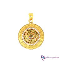 Liontin Gold Silver 925 Sterling Silver 925