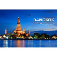 Special Promo 4D3N Bangkok Pattaya incl. flight ticket, hotel, transport, meals, tour