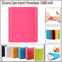 Silicone Case for Xiaomi Powerbank 10400 mAh - Pink