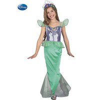 [poledit] Disguise Costumes The Little Mermaid Ariel Disney Child Standard Costume (R1)/13395853