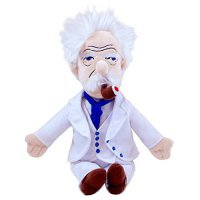 [poledit] Mark Twain Plush Little Thinker Doll - by The Unemployed Philosophers Guild (R1)/13407714