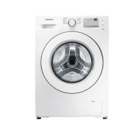 SAMSUNG WW70J3283KW Front Loading Washing Machine 7 Kg with Diamond Drum and Volt Fluctuations