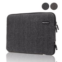 Original GEARMAX PREMIUM GM1705 11.6 - 12'' woolen Herringbone Laptop Sleeve Case Bag for Notebook