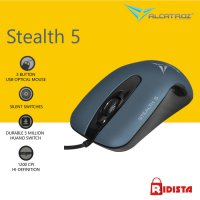 Mouse Silent Alcatroz Stealth 5