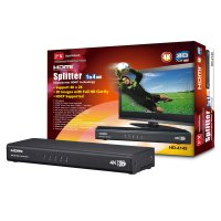 PX HDMI Splitter 1 In 4 Out HD-4145