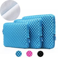 Original GEARMAX PREMIUM GM1703 15.4 Inch Diamond Lycra Fabric Bag for Laptop - Notebook - Tablet