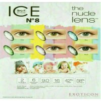 NEW SOFTLENS X2 ICE NO8 / N8 SJ0066