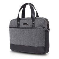 Original GEARMAX PREMIUM GM4021 13.3 Inch Mens Black Slim Laptop Bag Shoulder Carry Case Handbag