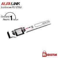 Alfalink izziscan Portable Scanner AS 1213W