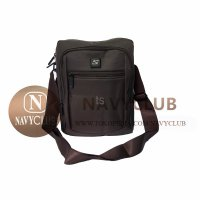 TAS REKOMENDASI IMPORT Navy Club Travel 5539 Brown