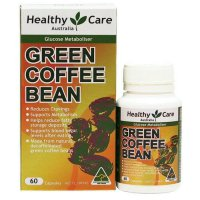 Green Coffee Bean 60 Kapsul -- Healthy Care