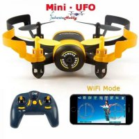 Drone Camera JXD 512W 2.4G 4CH 6 Axis Mini WIFI FPV