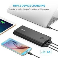Anker PowerCore+ 26800 mAh Quick Charge 2.0 [A1372K11]