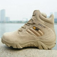 Sepatu Tracking Made In Usa Delta Tactical Boots Swede Premium Import1