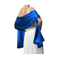 [macyskorea] Justmydresses Justmydress Satin Wrap Shawl for Evening Wedding Party Formal 6/14181976