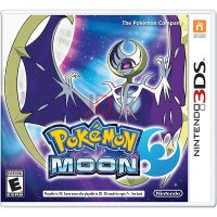 NINTENDO 3DS Game Pokemon Moon