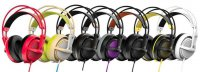 Headset SteelSeries Siberia 200 (Black/White/Red/Purple