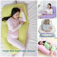 QUALITAS SUPER bantal ibu hamil pillow maternity bantal menyusui