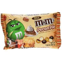 [poledit] M & M`s M&M`s Pecan Pie Limited Edition Fall Milk Chocolate 9.90 Ounce Bag (T1)/12157854