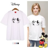 Paul Ann Poulnpop Kiss Mickey Ruzpit long short sleeve unisexf from to korea fashion style